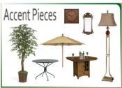 Accent Pieces & Furniture